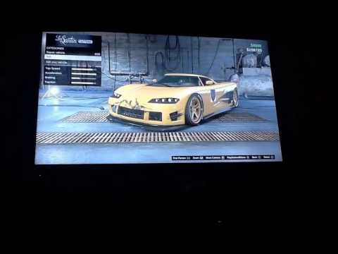 Tutorial on how to get modded crew colors ps4/xbox1/PC