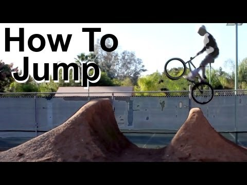 How to Jump and NOT Suck