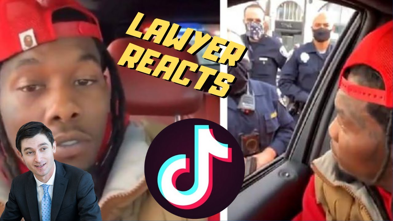 Offset from Migos Arrested on Instagram Live | Lawyer Reacts