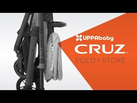 UPPAbaby CRUZ Stroller - Fold