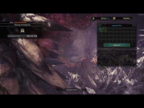 Monster Hunter: World  - Nergigante dual blades