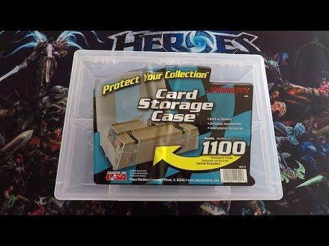 Jammers 1100 Card Storage Case