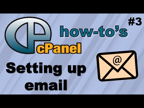 Set up an email address for your website using (Hostgator) cPanel