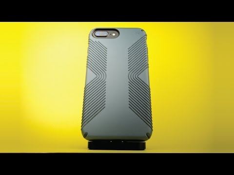 Speck Presidio Grip Case for iPhone 7 Plus - Review - The best iPhone 7 case so far!