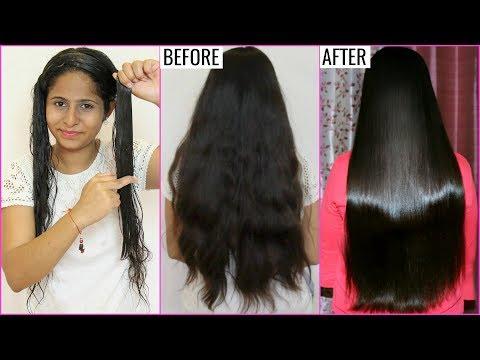 PERMANENT Hair Straightening - 100% Natural Hair Care | Anaysa