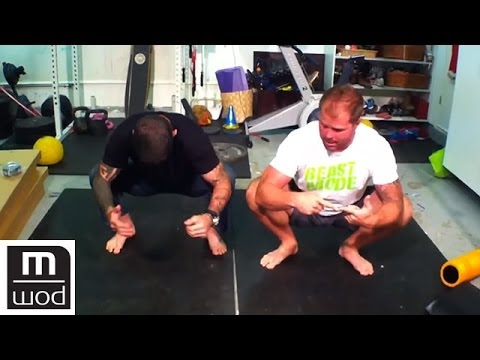 Quick squat ankle test | Feat. Kelly Starrett | MobilityWOD