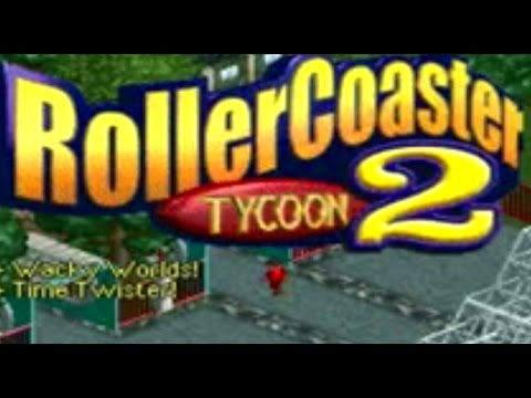 How to Install/Play RollerCoaster Tycoon 2 Triple Thrill Pack on Mac? Walkthrough/Tutorial