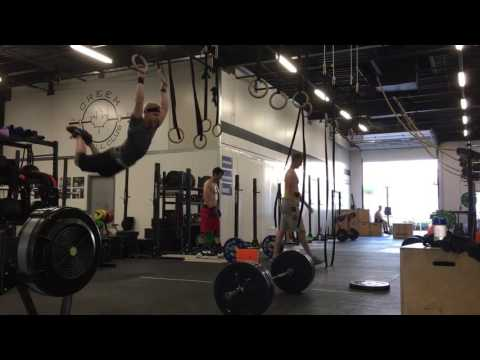 5-4-3-2-1 FS 225, Muscle Up