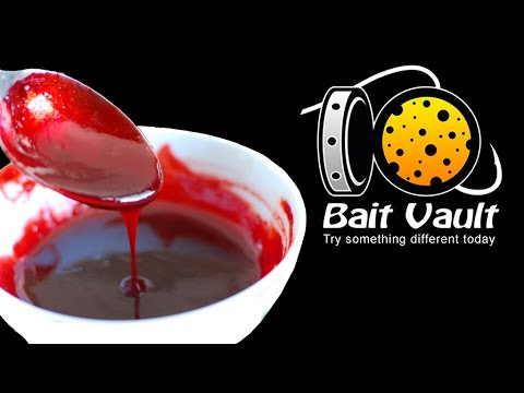 How To Make Strawberry Corn Liquid Bait Attractant - Carp Bait Recipe