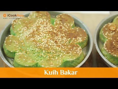 Kuih Bakar | Try Masak | iCookAsia