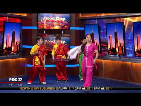 Fashion Outlets of Chicago celebrates the Lunar New Year with a Kung Fu Performance