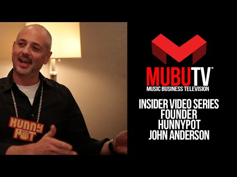 Music Publishing & Supervision with the Hunnypot – John Anderson – MUBUTV - SE.3 EP.41