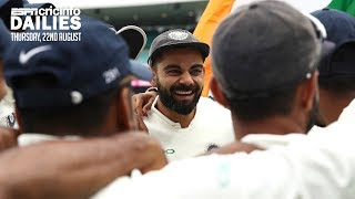 Kohli praises World Test Championship I Daily Cricket News