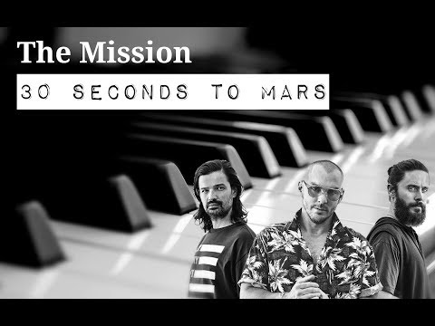 30 Seconds To Mars - The Mission | Piano Cover