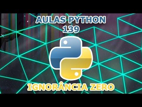 Aulas Python - 139 - Programação para Internet V: ftplib