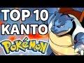 Top 10 BEST Original Pokemon