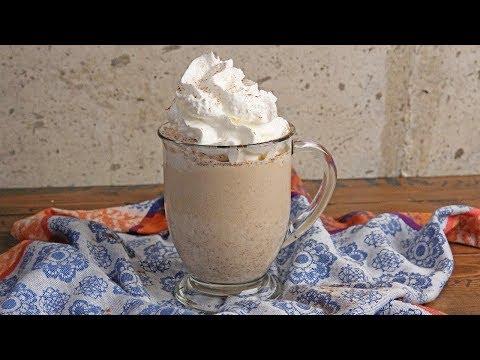 Pumpkin Spiced White Hot Chocolate   Episode 1197