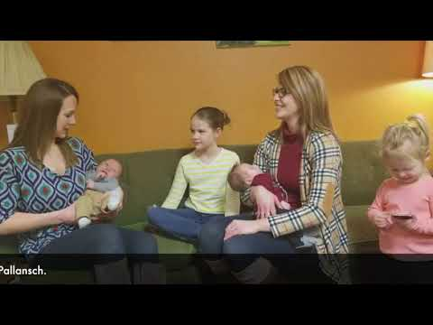 Sisters talk about their sons that were born on the same day