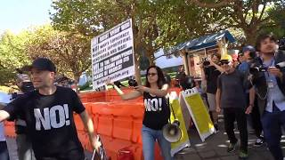 Communists at Berkeley Lose the Argument #DefundBerkeley