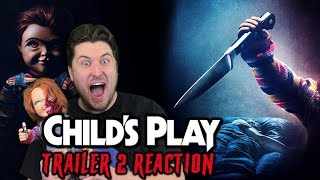 Download Child's Play (2019) - Trailer 2 Reaction Video