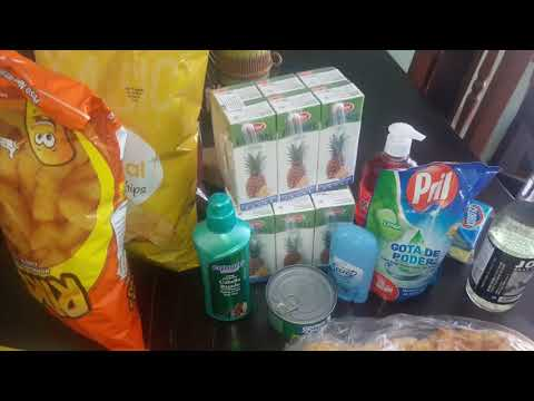 Large Family Grocery hauls/ Month of May