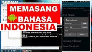 Cara menambahkan bahasa indonesia ke smartphone yg tidak support