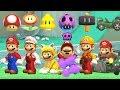 Super Mario Maker 2 All Power Ups