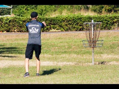 Coachman Classic 2016 Round 2 MPO Lead Card 24 Holes