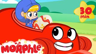 Mila Morphle and The Egg - My Magic Pet Morphle | Cartoons For Kids | Morphle TV | Mila and Morphle
