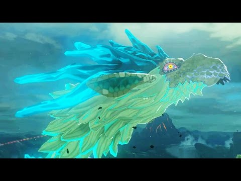 The Legend of Zelda: Breath of the Wild - All Dragon Locations & Shrine Quests