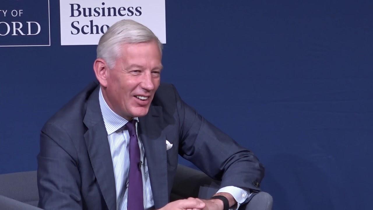 Dominic Barton - Leadership lessons & Global influences