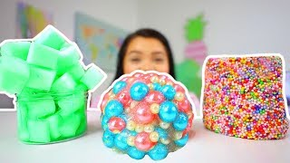 Download ADDING TOO MUCH INGREDIENTS INTO SLIME! adding too much of everything into slime Video