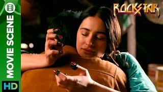 A Cute Hug | Rockstar | Ranbir Kapoor & Nargis Fakhri