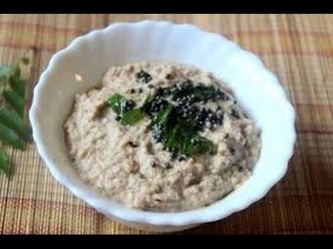 मूंगफली की चटनी – Peanut Chutney/Groundnut Chutney/Moongfali ki chatni for IDLI and Dosa