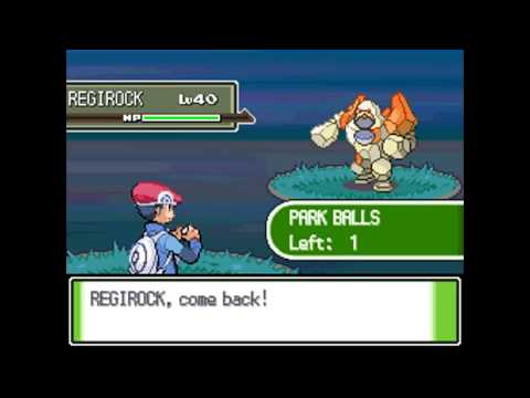 Pokémon Platinum Walkthrough Part 55: Catching Regigigas
