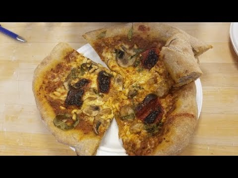 Grain to Bread Workshop - Pizza 6