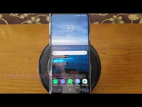 Samsung Galaxy S9 : How to Enable or Disable Smart Stay (Android Oreo)