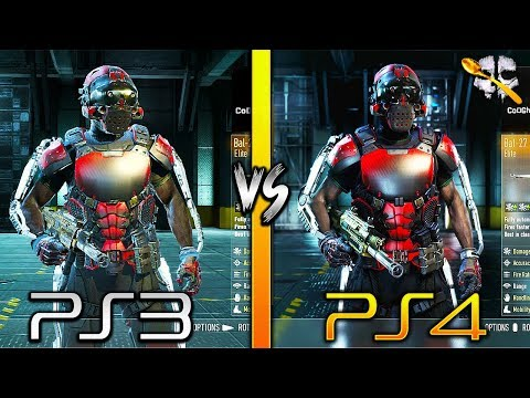 Advanced Warfare on Last Gen PS3 in 2018...