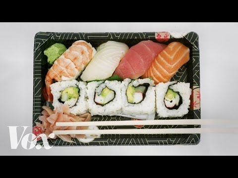 The real secret to sushi isn't fish
