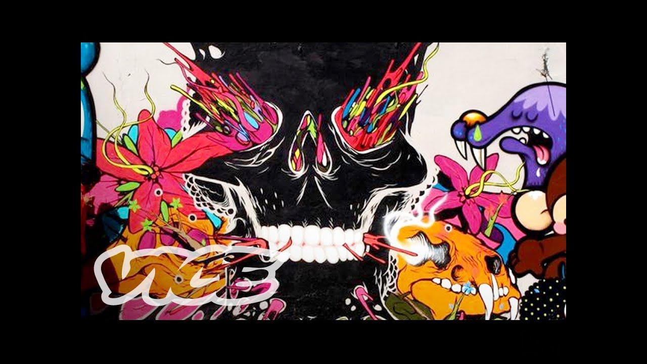 From Graffiti Artist to Graphic Designer