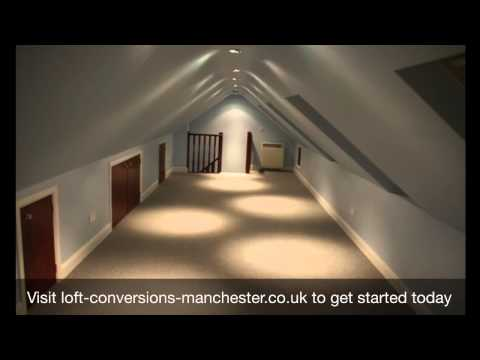 Loft Conversion Price Manchester - find the average Price of an Attic or loft conversion