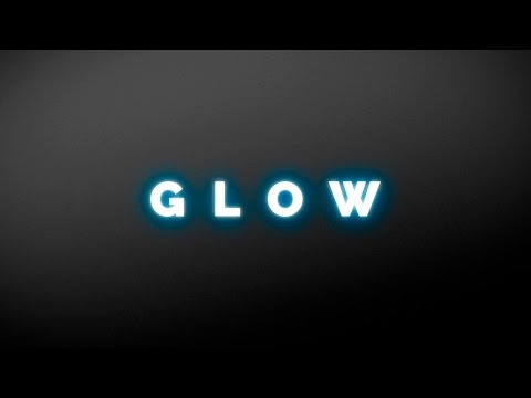 Text Glow Photoshop Tutorial | How to make glowing text in Photoshop