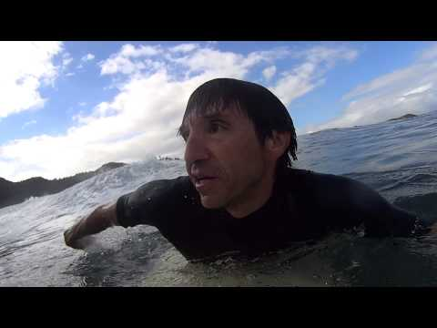 Surfing to burn Calories!!