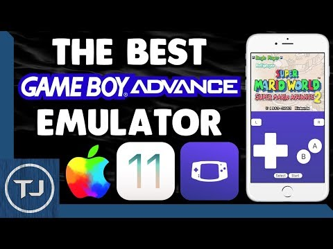 Best! GBA Emulator For iOS 11 iPhone/iPad/iPod (iGBA) 2018!