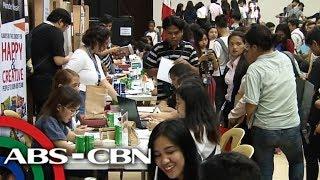Papeles para maka-apply ang first-time job-seekers, libre na | TV Patrol