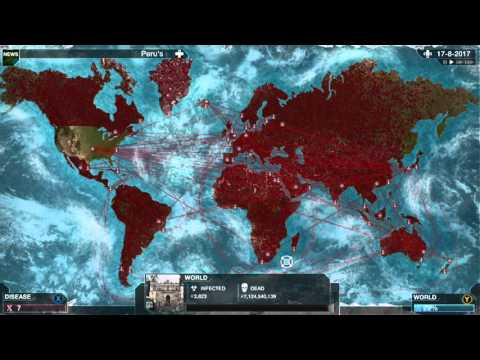 how to unlock genes fast (plague inc: evolved)