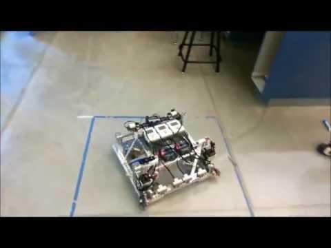 Tetrix Robot Vacuum