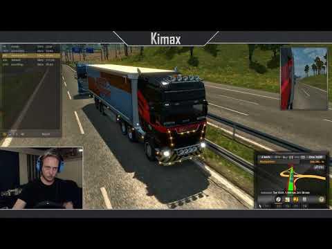 TruckersMP Report