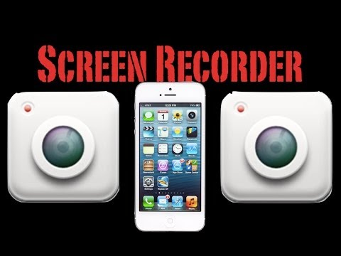 FREE iPhone Screen Recorder 2014 No Jailbreak Required