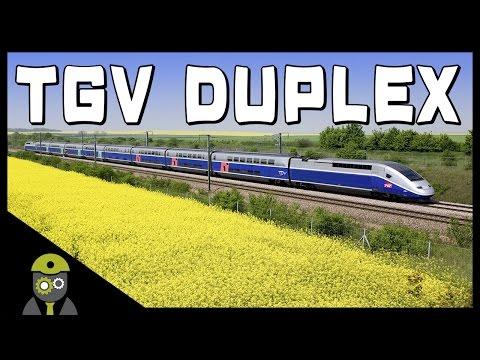 Train Simulator 2017 - Aix en Provence to Marseille Depot - SNCF TGV Duplex